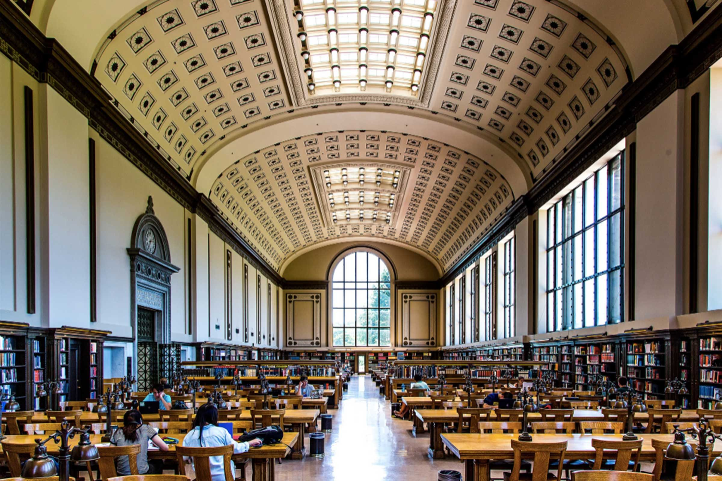 The Most Impressive Library In Every State Reader S Digest