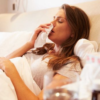 7 Signs Your Upper Respiratory Infection Is Actually Pneumonia