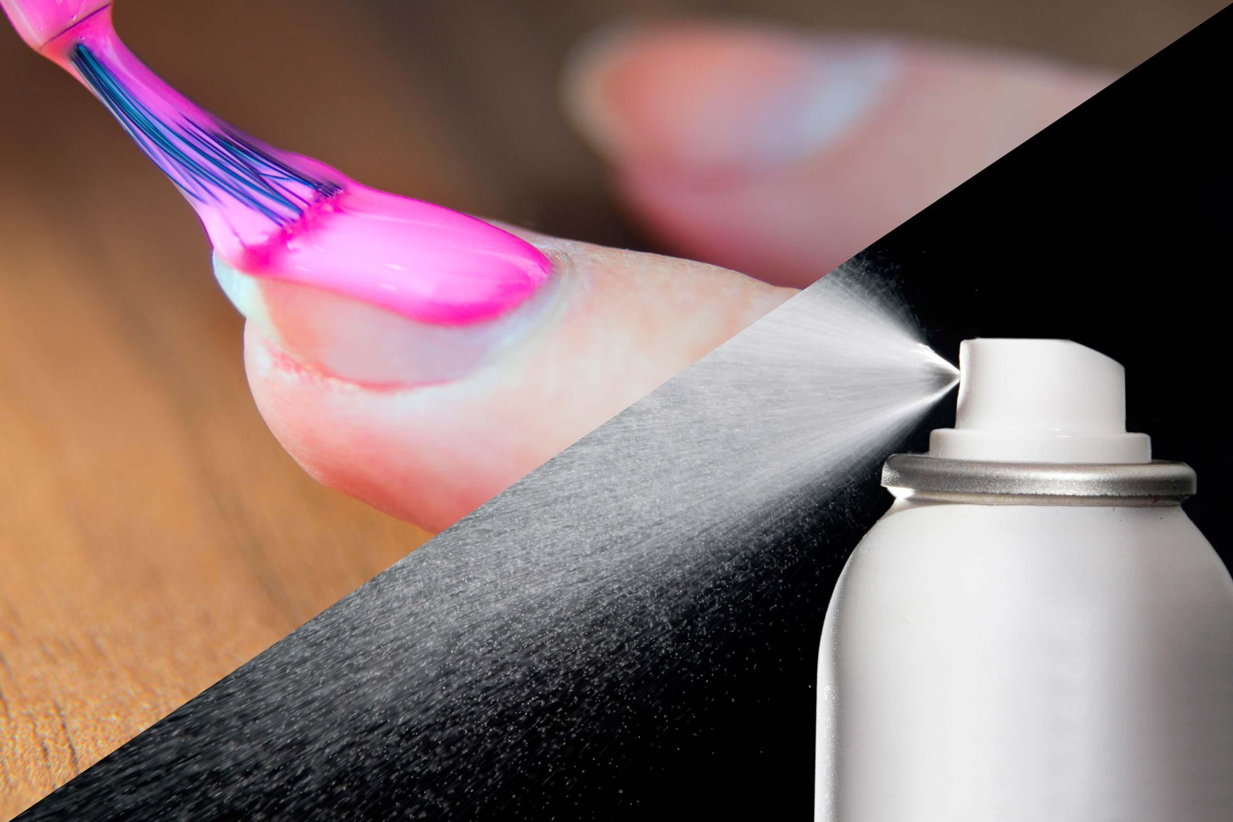 Hair Spray Uses | Reader's Digest