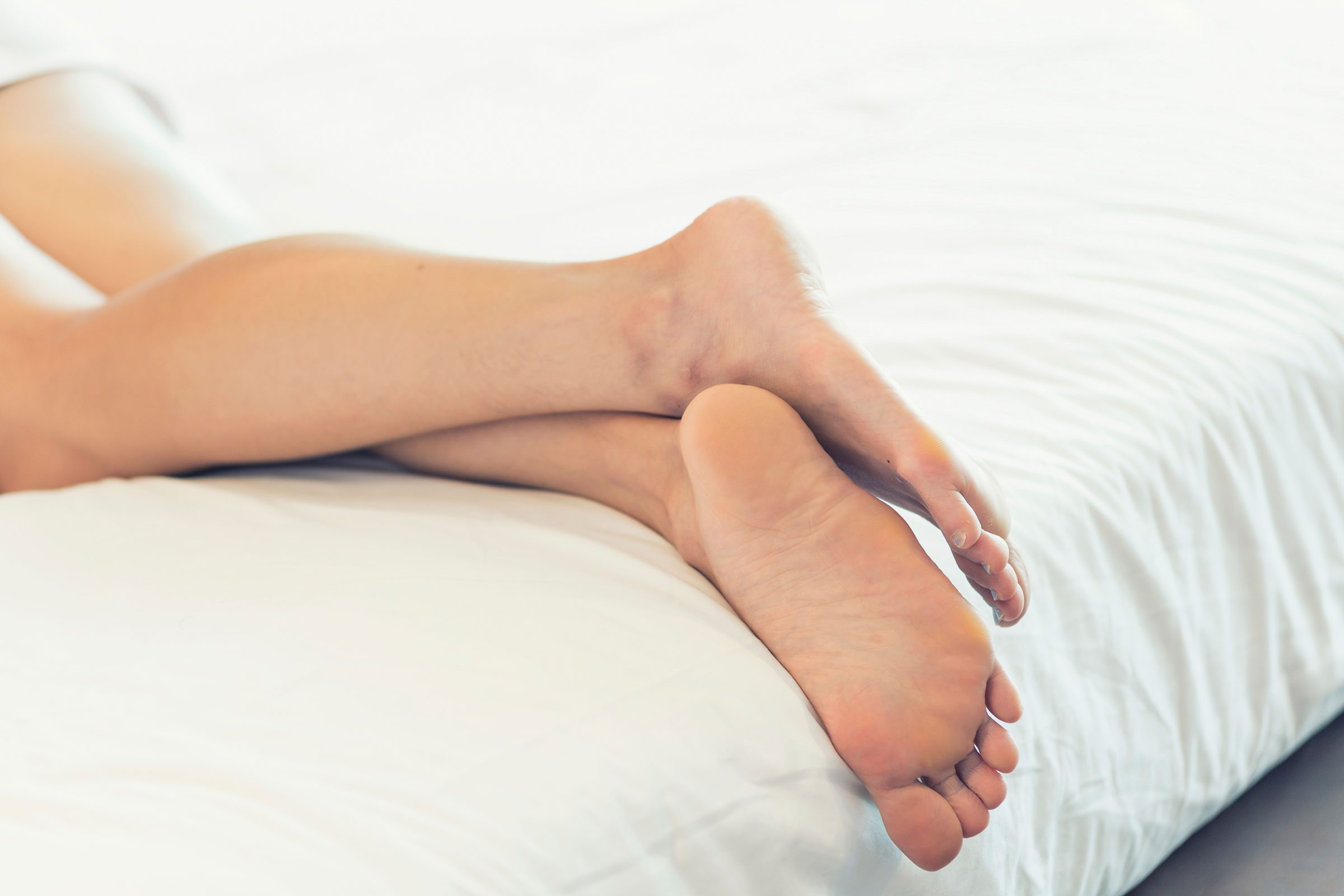 10 Signs of Disease Your Feet Can Reveal | Reader's Digest