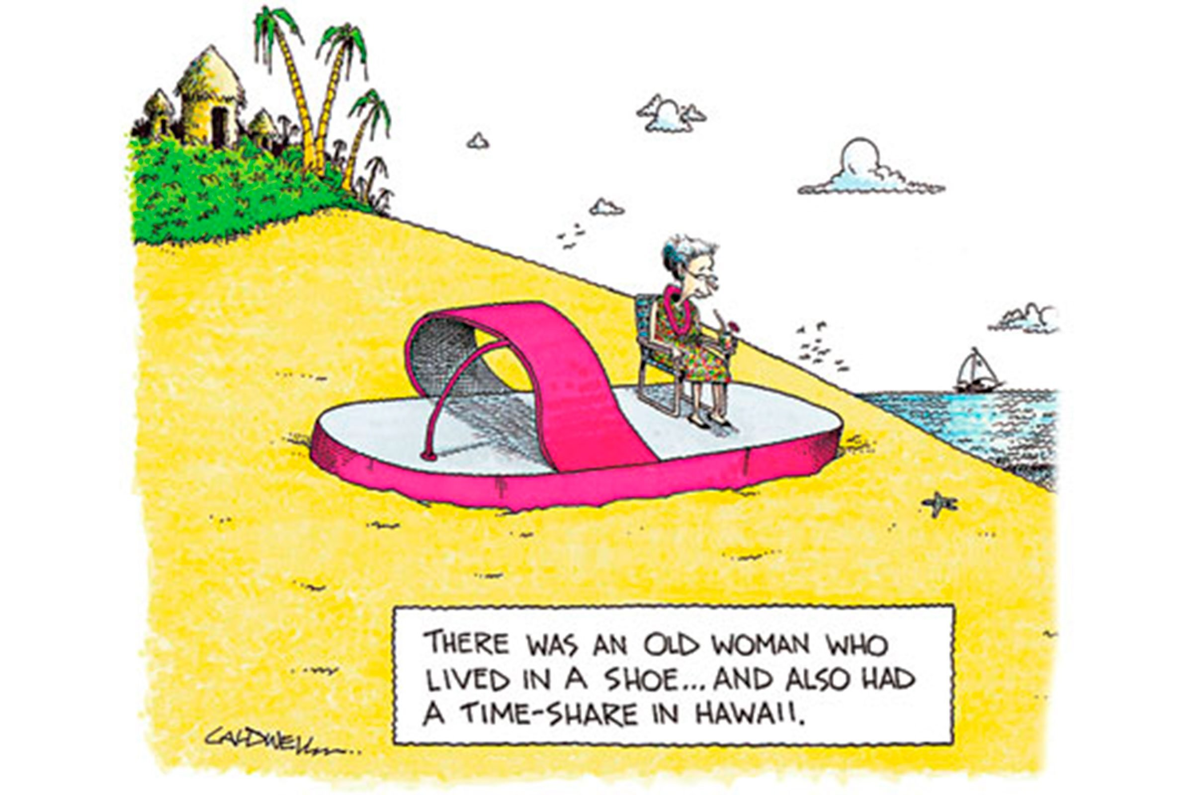 Travel Cartoons | Reader's Digest