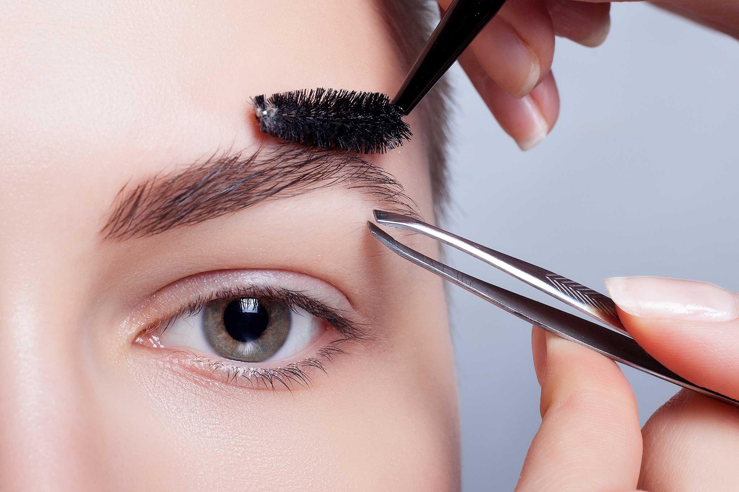 Как сделать красивые брови в домашних условиях: простые советы 5