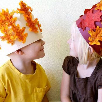 20 Fun Thanksgiving Crafts for Kids to Keep Them Busy