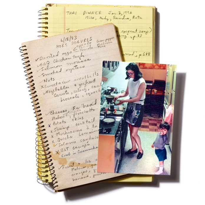 This Mother's Story Will Make You Want to Start Logging Everything You Serve at Dinner Parties