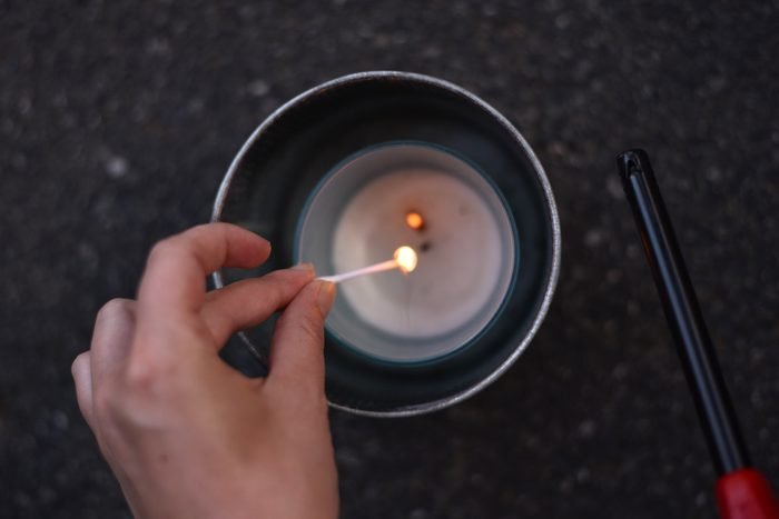 candle q tip uses life hacks