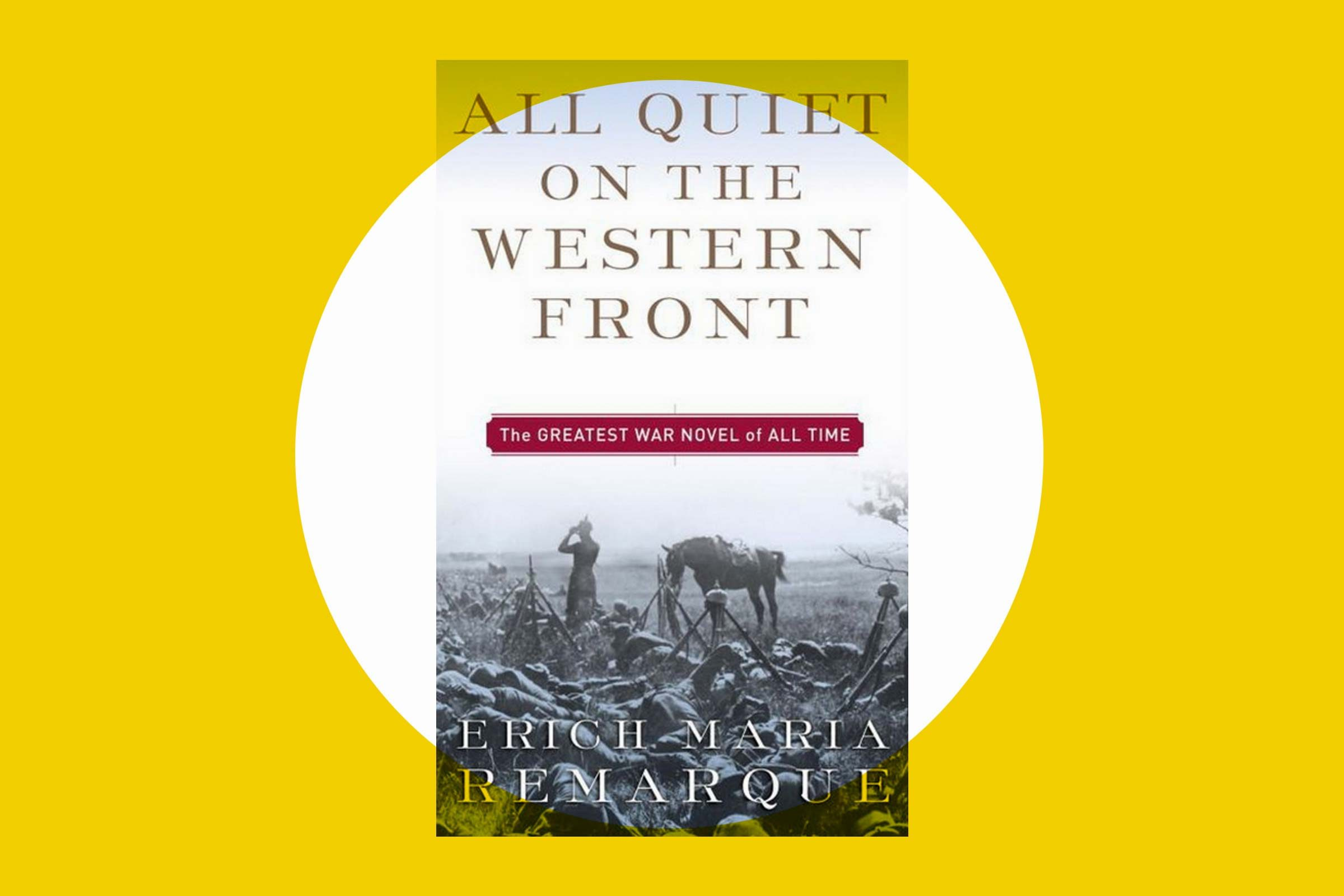 Mental abuse and the tragedy of wwi in maria remarques all quiet on the western front