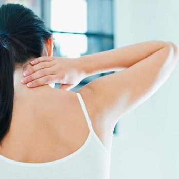 Woke Up with a Stiff Neck? Here's What to Do Next