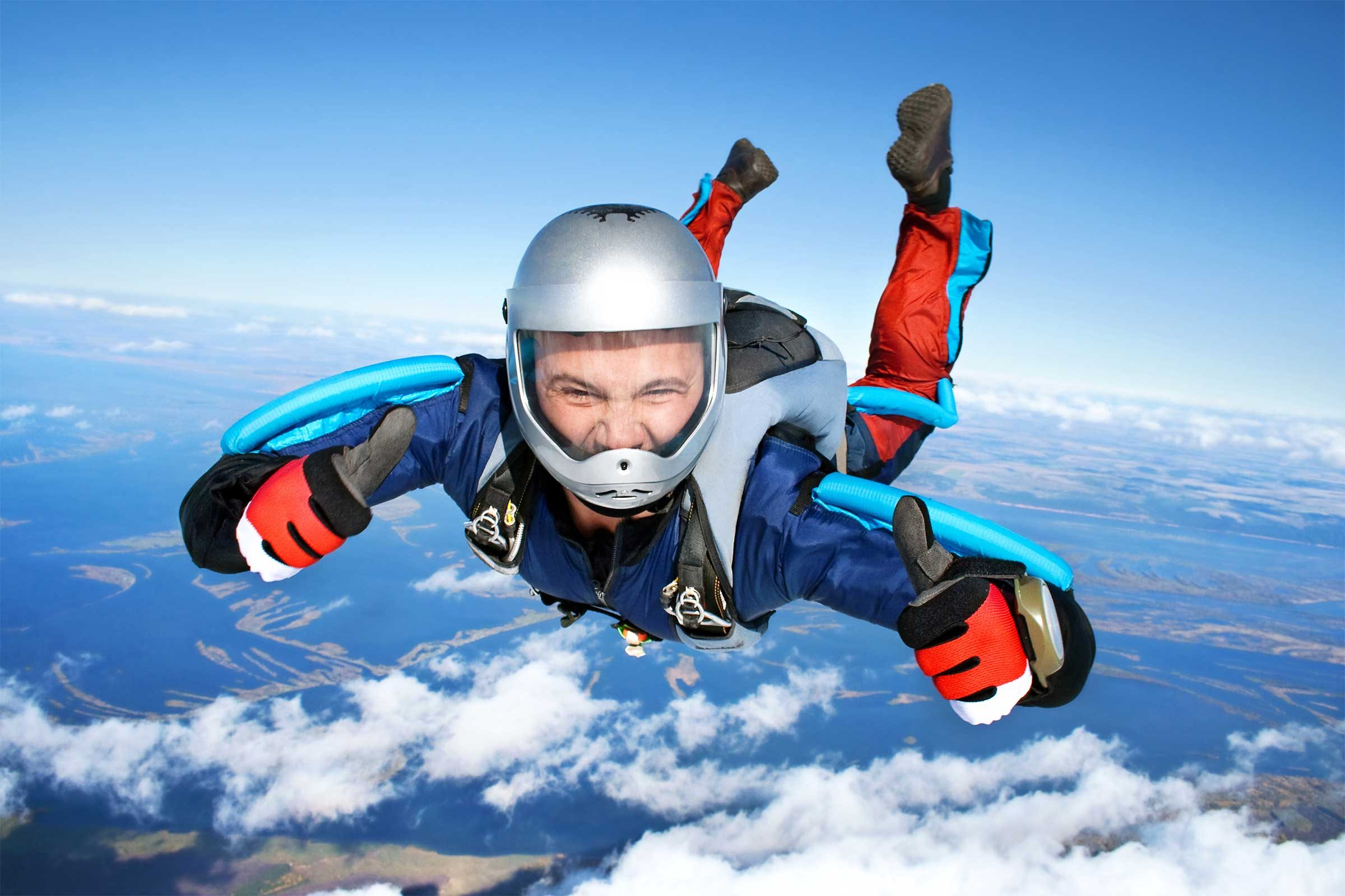Before You Go Skydiving: What You Need to Know | Reader's Digest