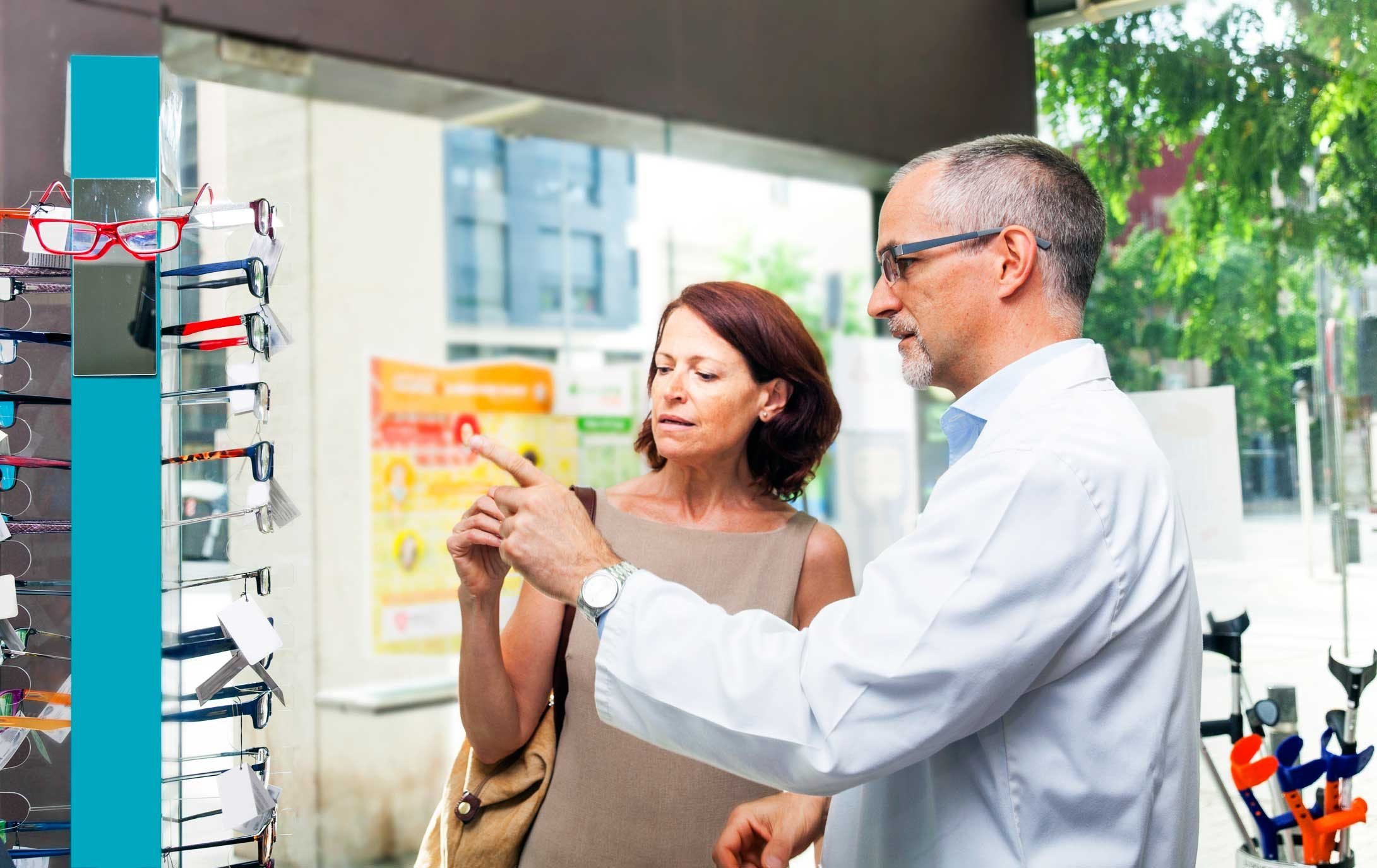 04947d6ed65 Drugstore reading glasses are actually fine. iStock Maica. Despite what you  may have ...