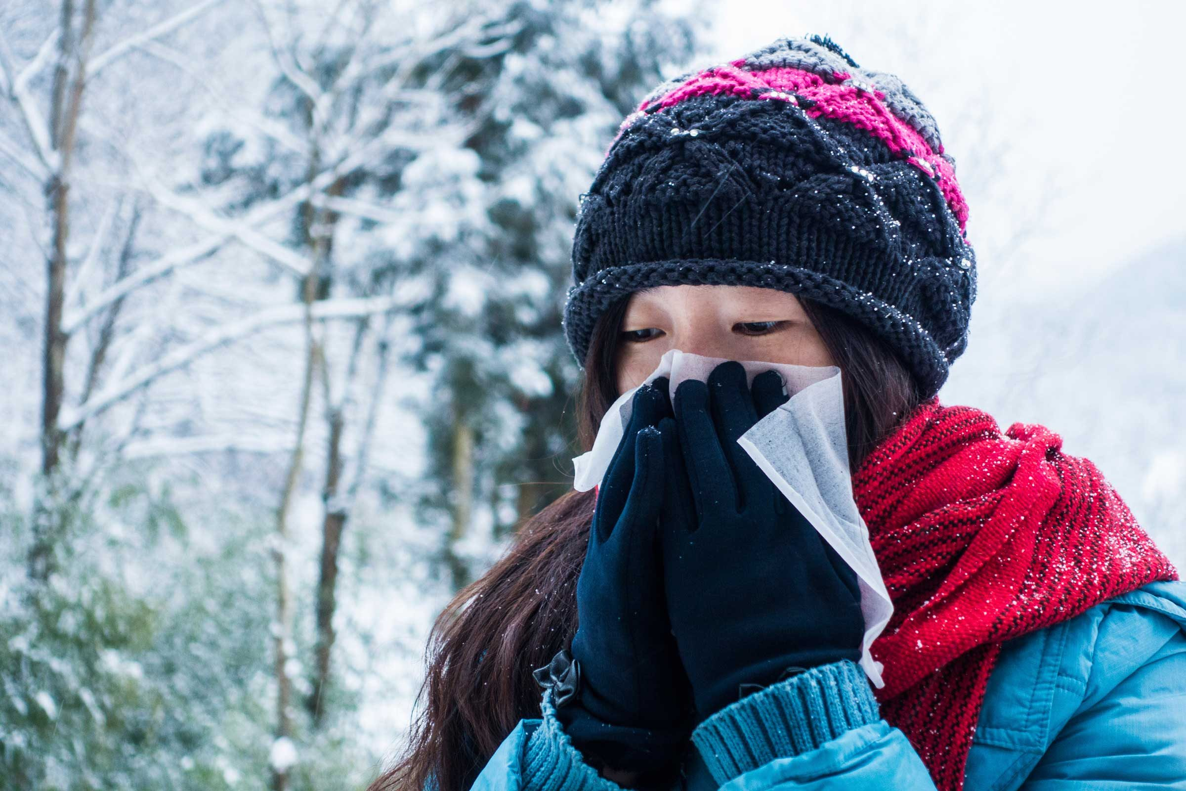 why_does_nose_Run_when_cold