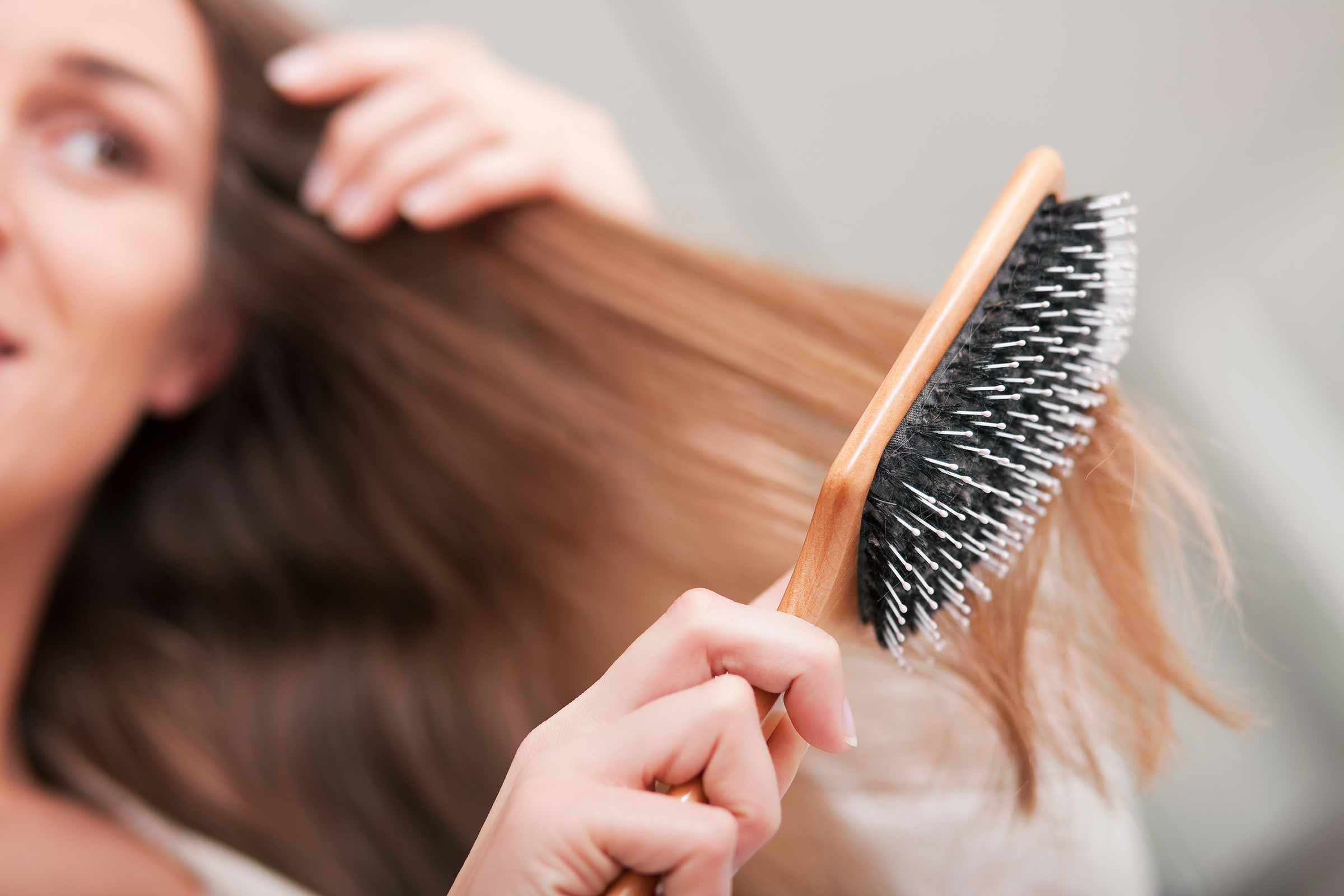 Hair Washing Mistakes Readers Digest