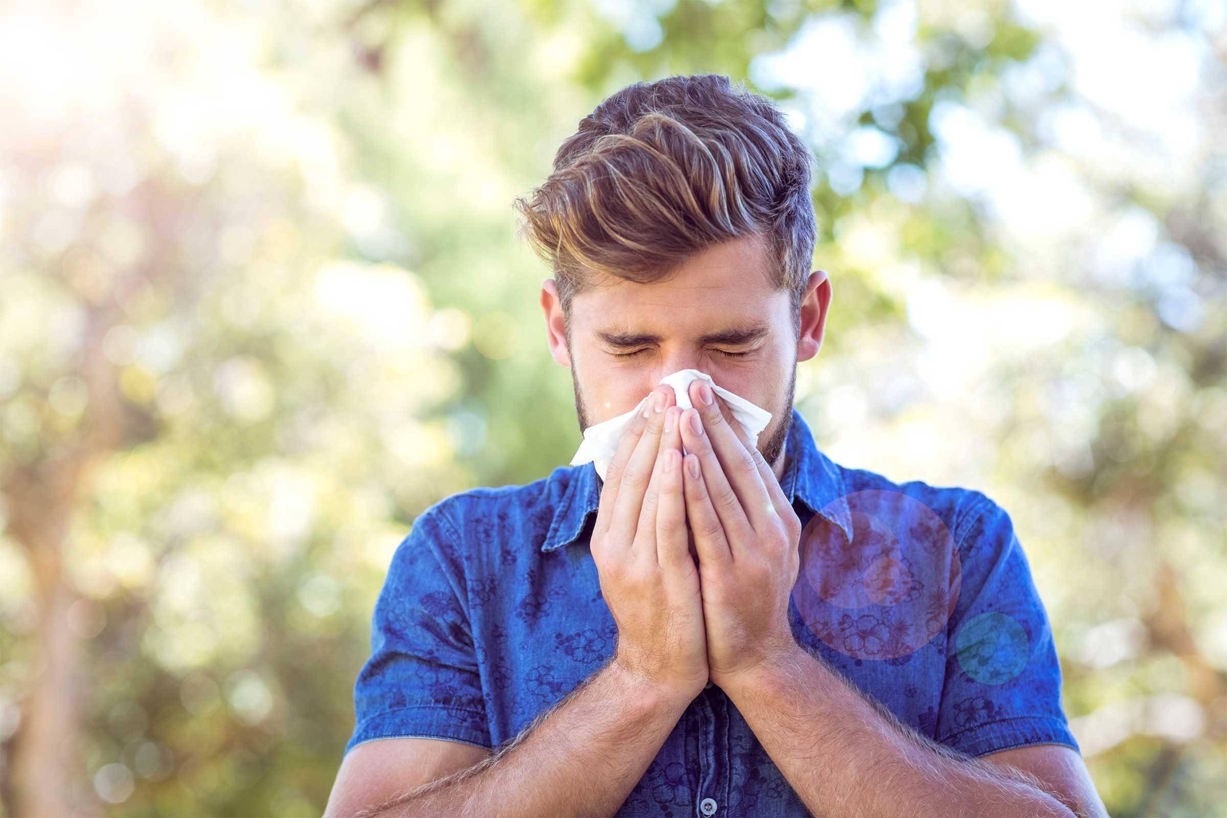 Why often sneeze