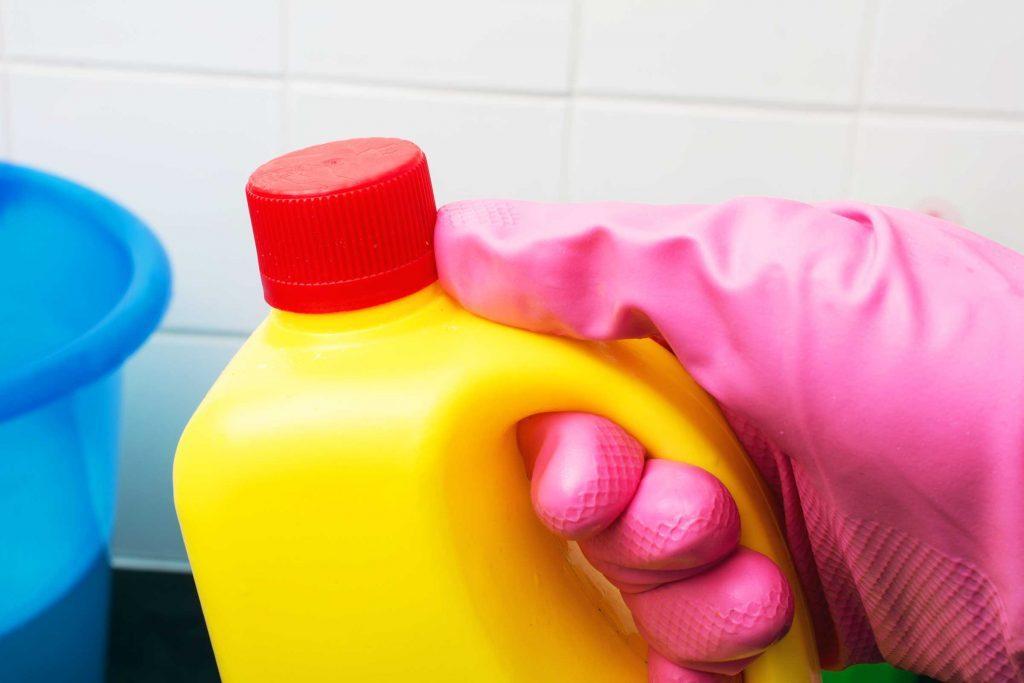 ways_house_might_making_sick_shower_bleach