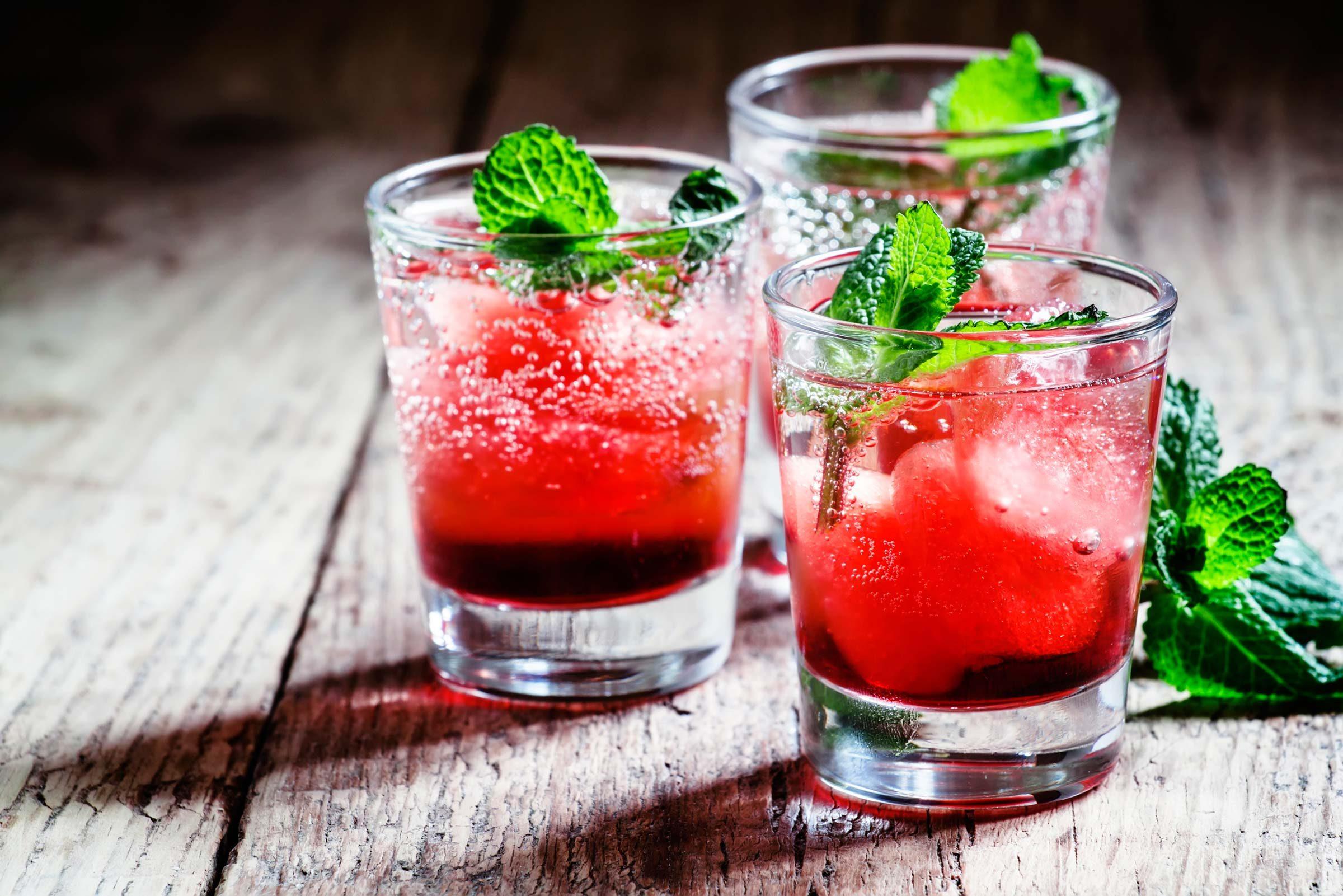 Cranberry Drink Recipes Non Alcoholic