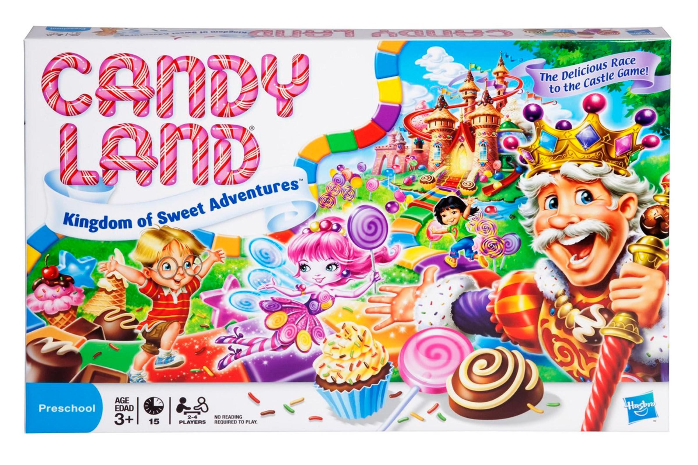 Amazon.com: Retro Series Candy Land 1967 Edition Game ...