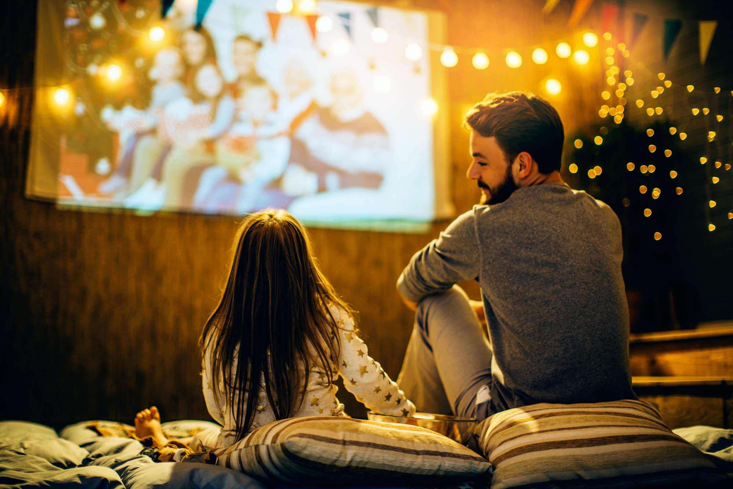 Bring The Movie Theater To Your Home