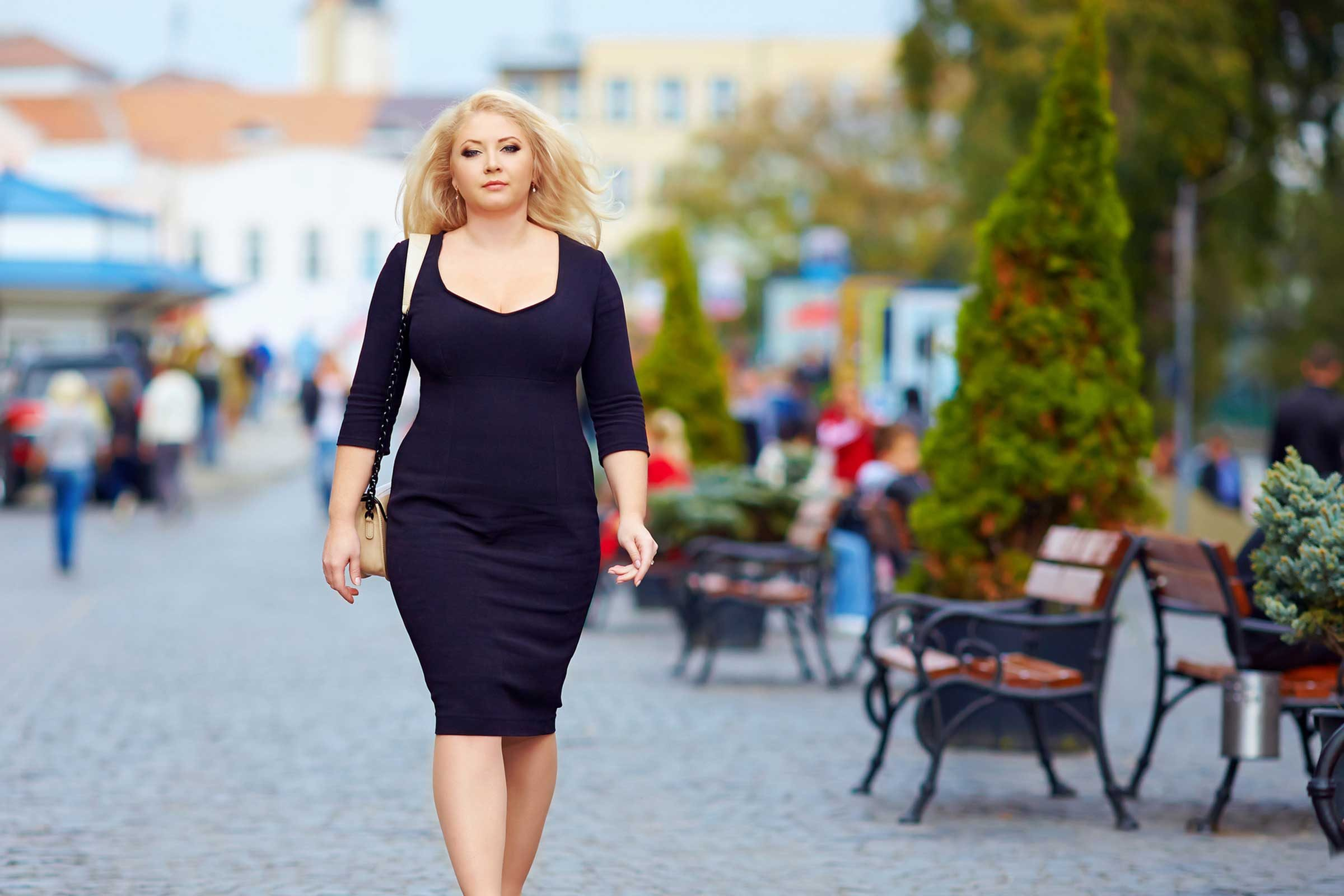 Why strong women feel confident at any size