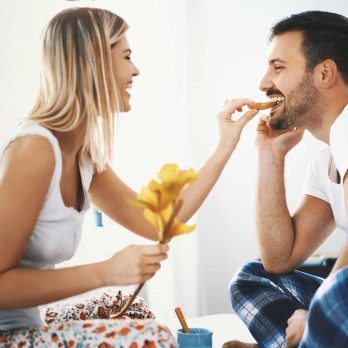 Make These 12 New Year's Resolutions for a Happier Relationship