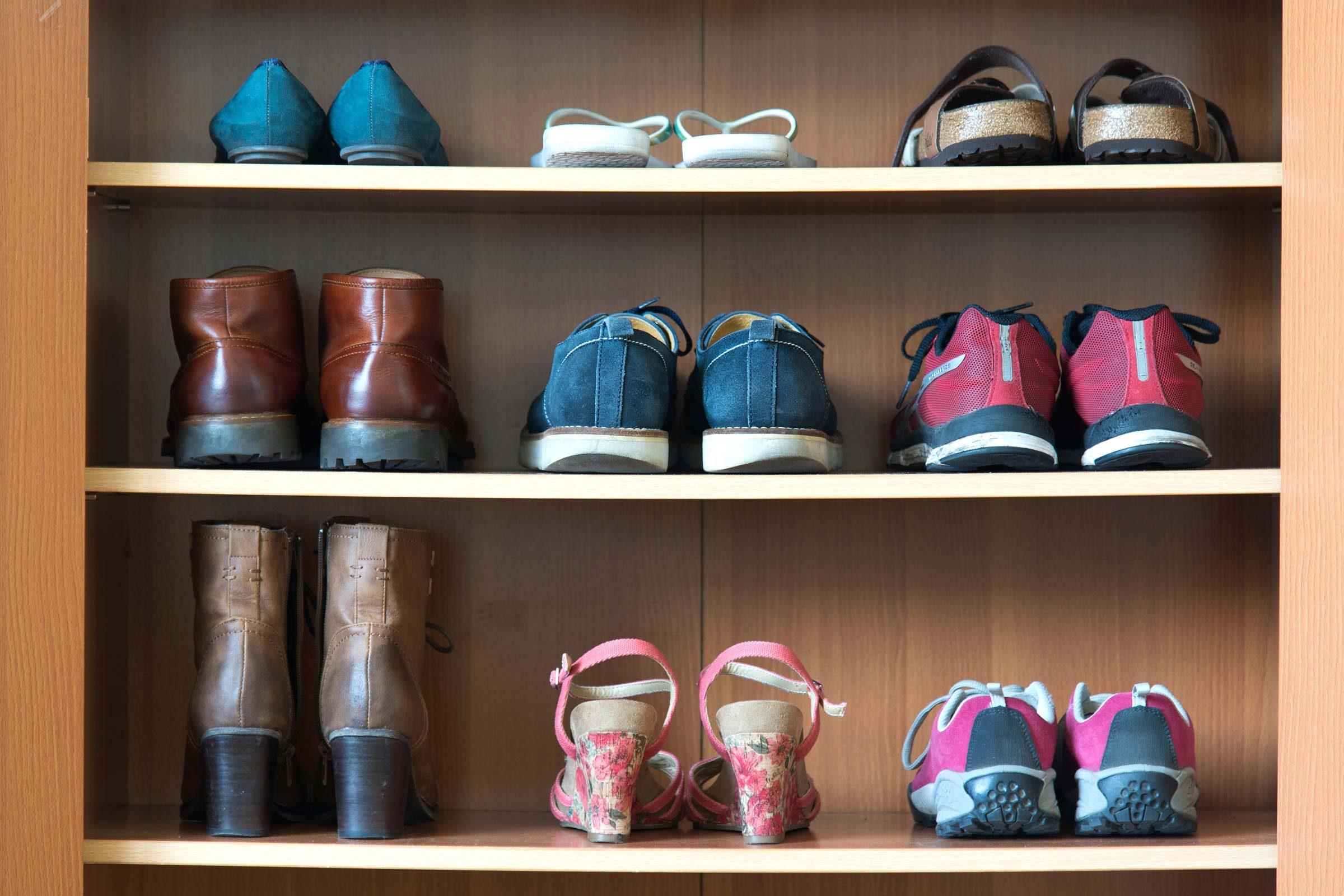 skip the shoe rack
