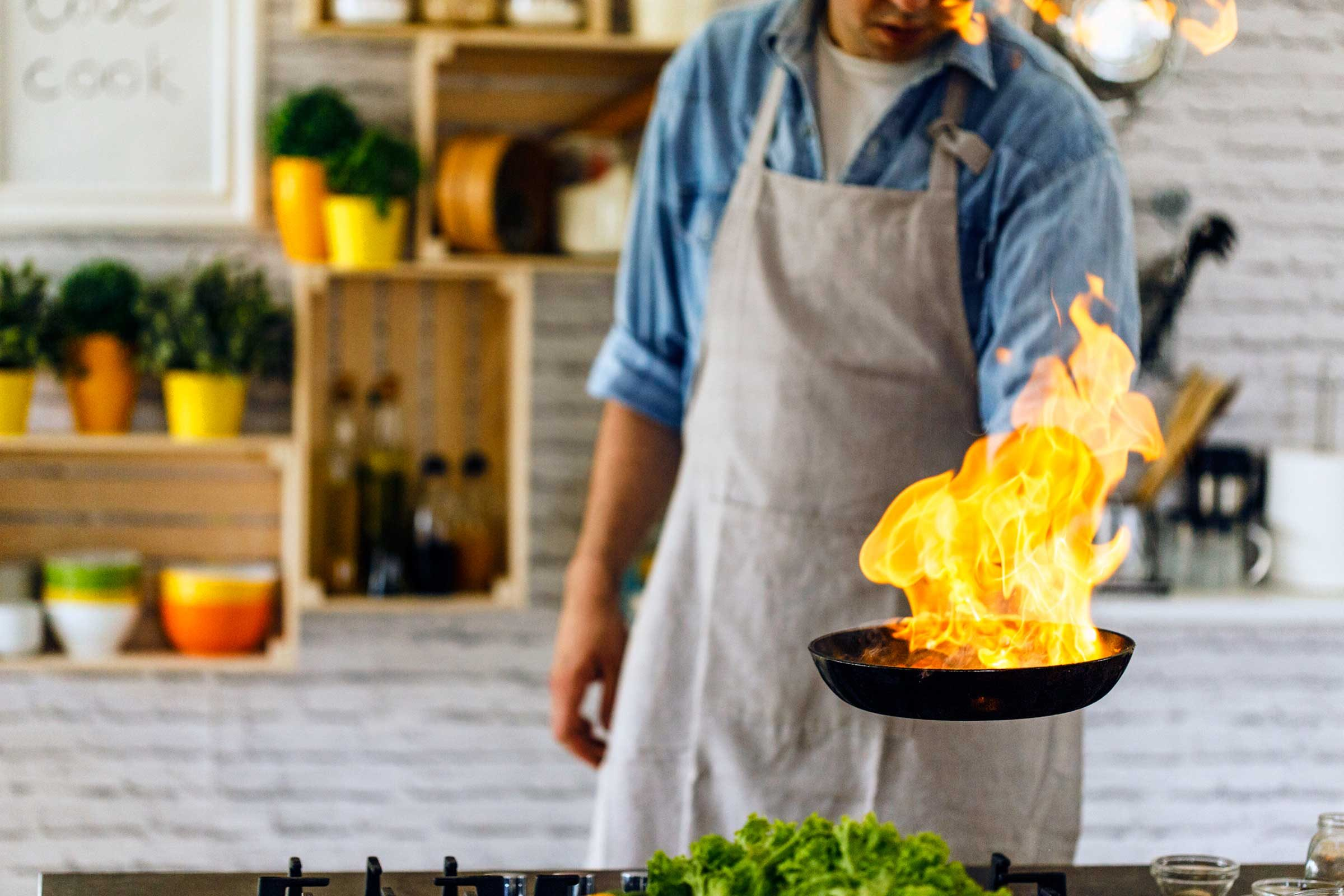 every_day_emergencies_need_know_how_fire_skillet