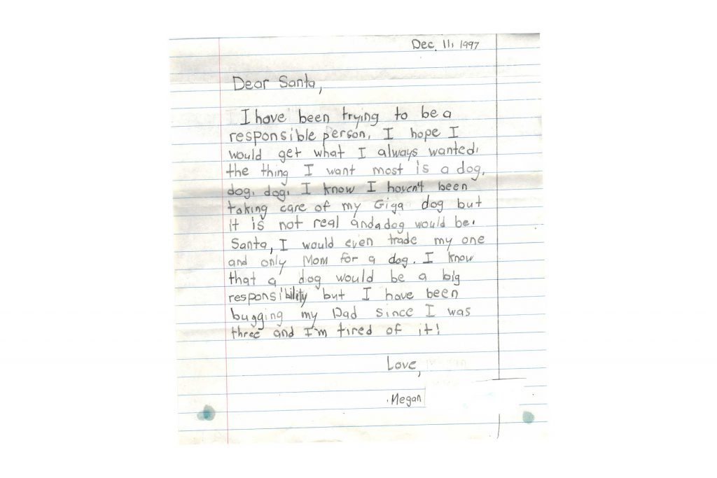 Letters to Santa that Will Warm Your Heart  Readers Digest