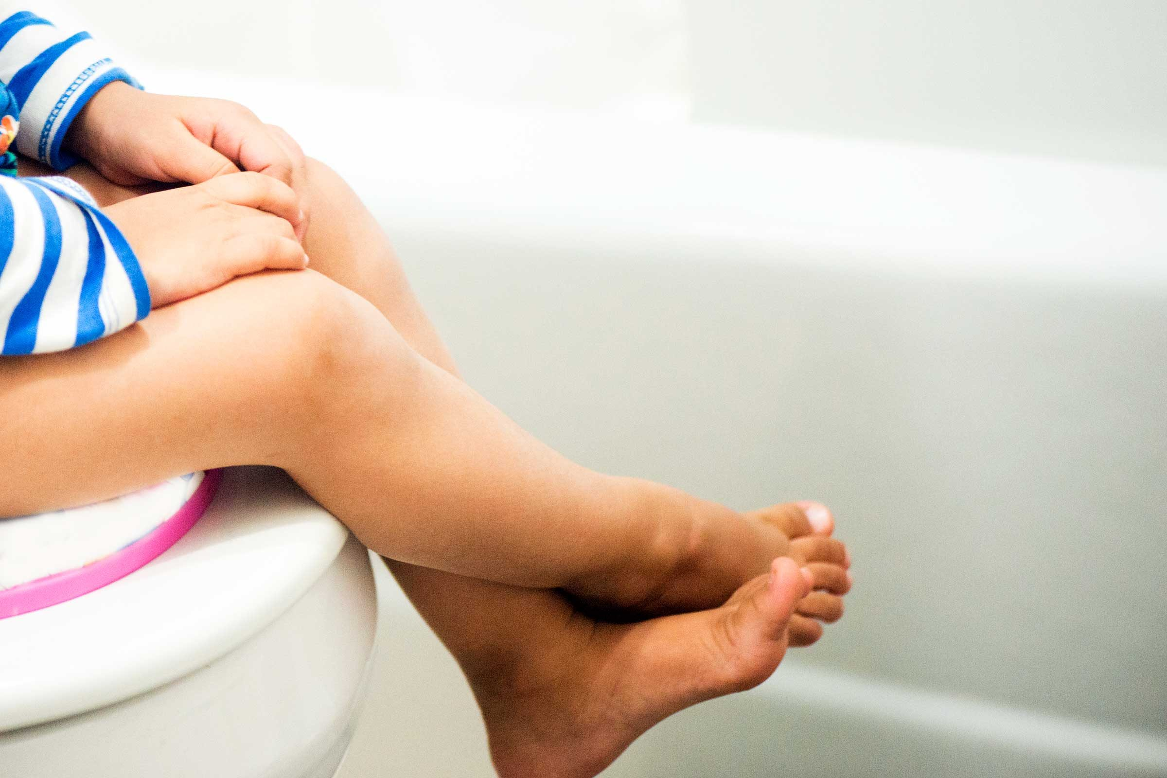 how to potty train my two year old son