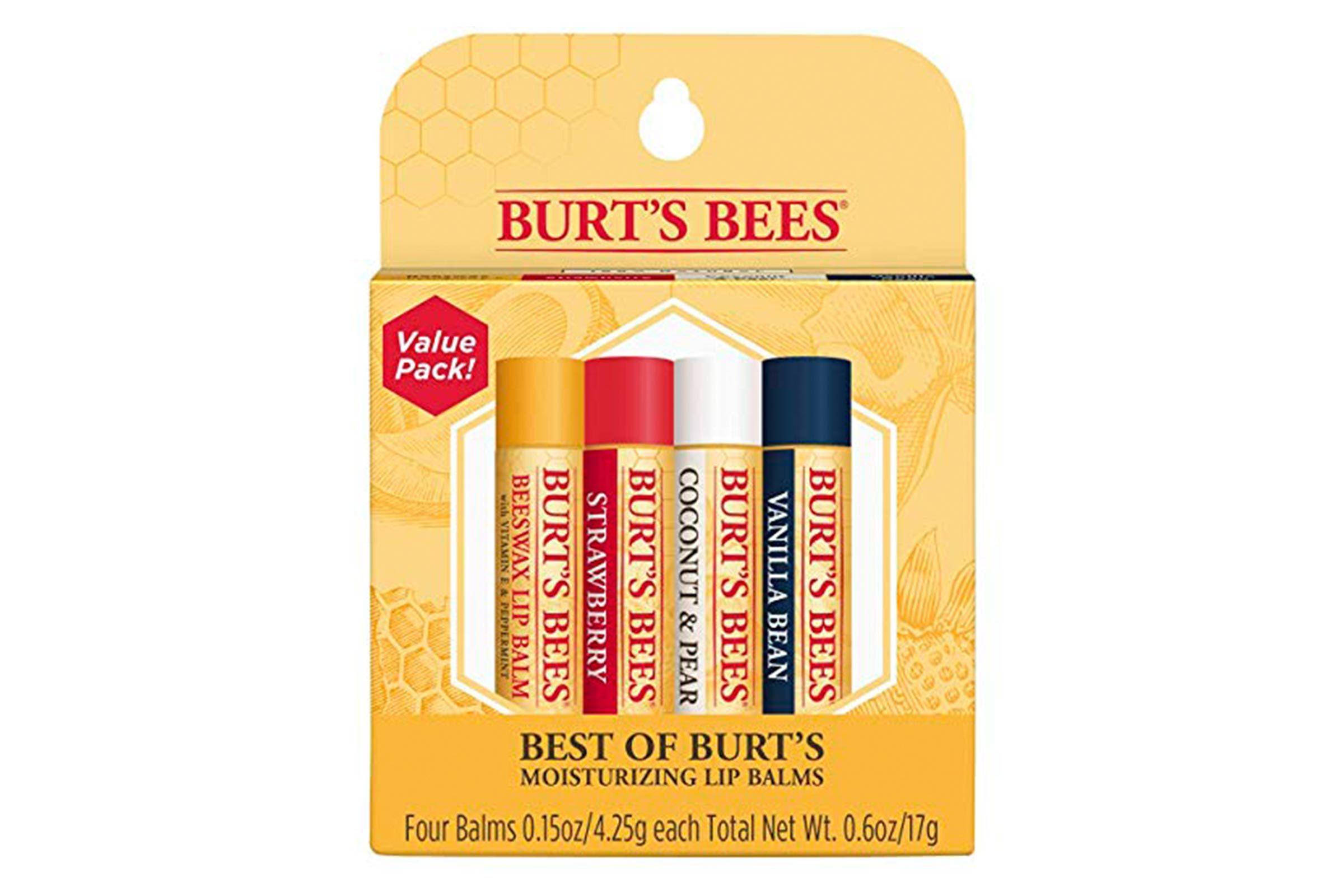 Burt's Bees Multipack