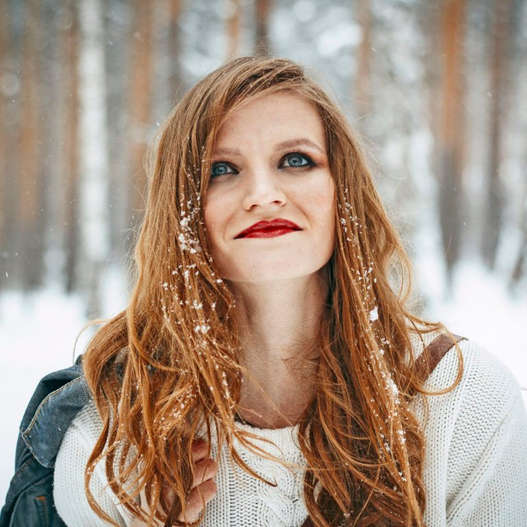 fall and winter makeup