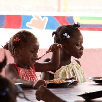 How One Book Has Provided Orphans in Haiti with 30,000 Meals and Counting!