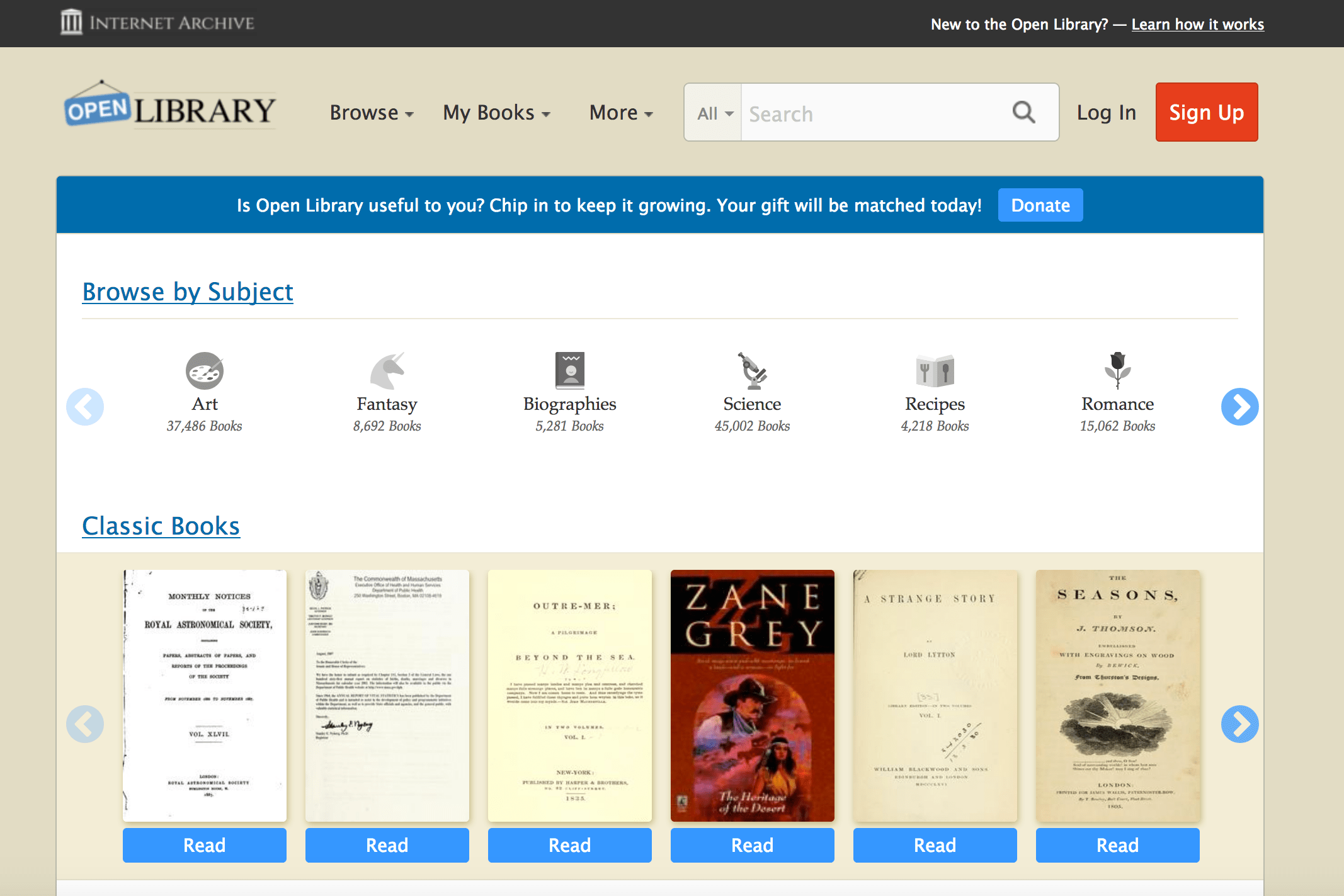 open library_free book sites