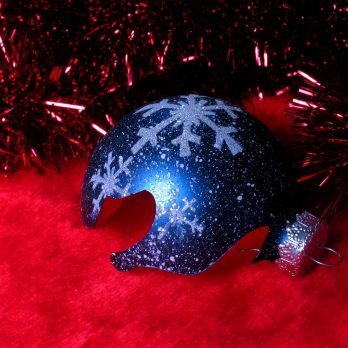 This Message in a …. Christmas Ornament… Is a True Story of Love