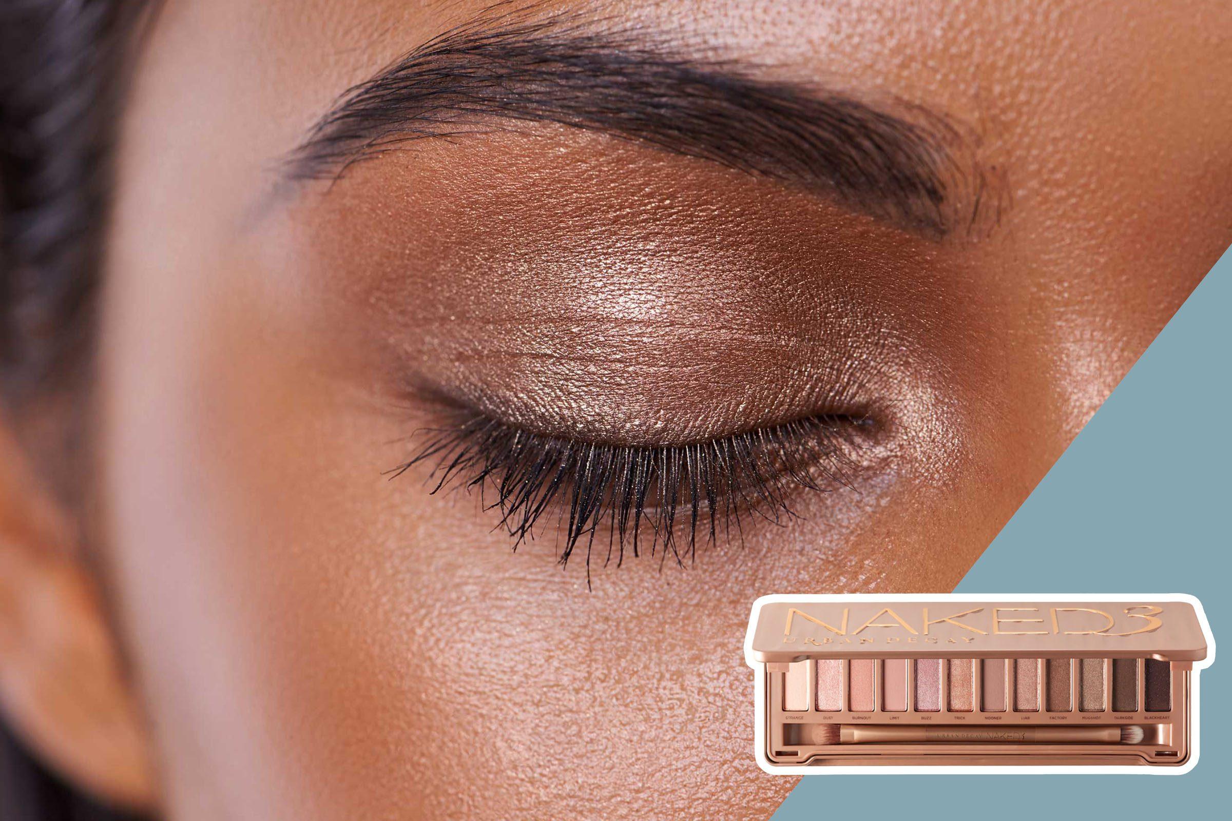 bronze eyeshadow
