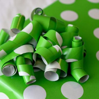 4 Brilliant Uses for Pesky Scraps of Leftover Wrapping Paper