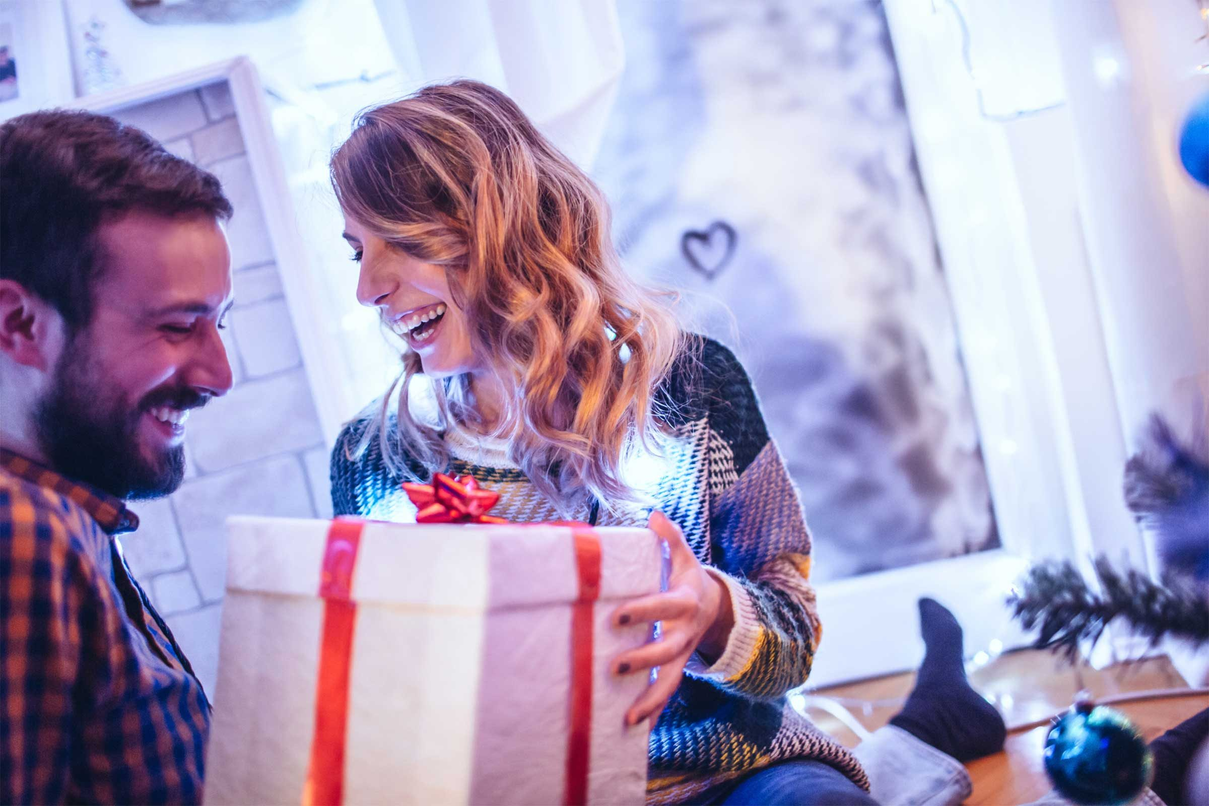 Giving meaningful christmas gifts