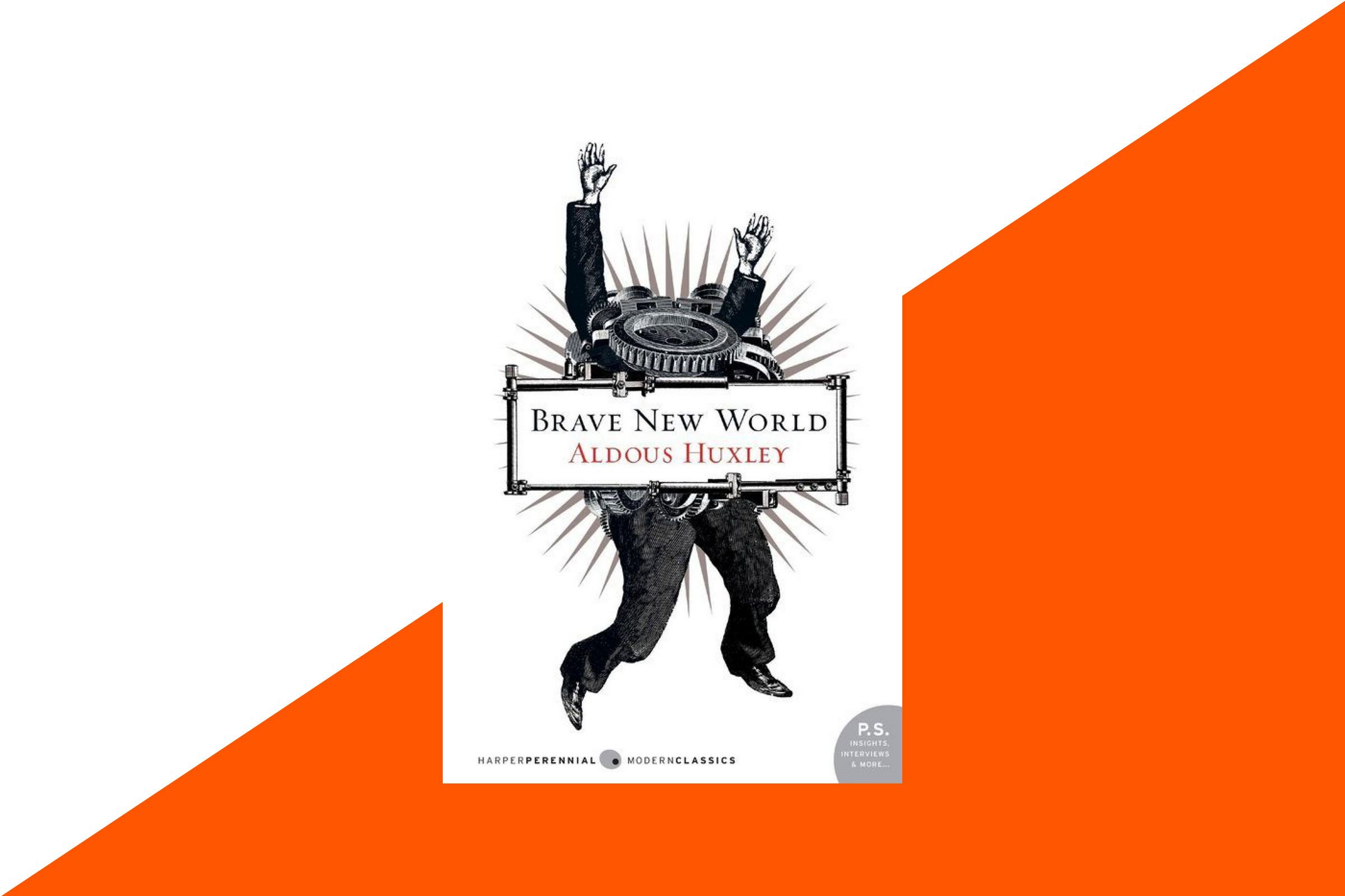 animal farm vs brave new world - 1984 vs brave new world 1984 and brave new world, written by george orwell and aldous huxley, respectively, are both books that reflect the authors vision of how society would end up at the course it was going at the time of the writing of the book.