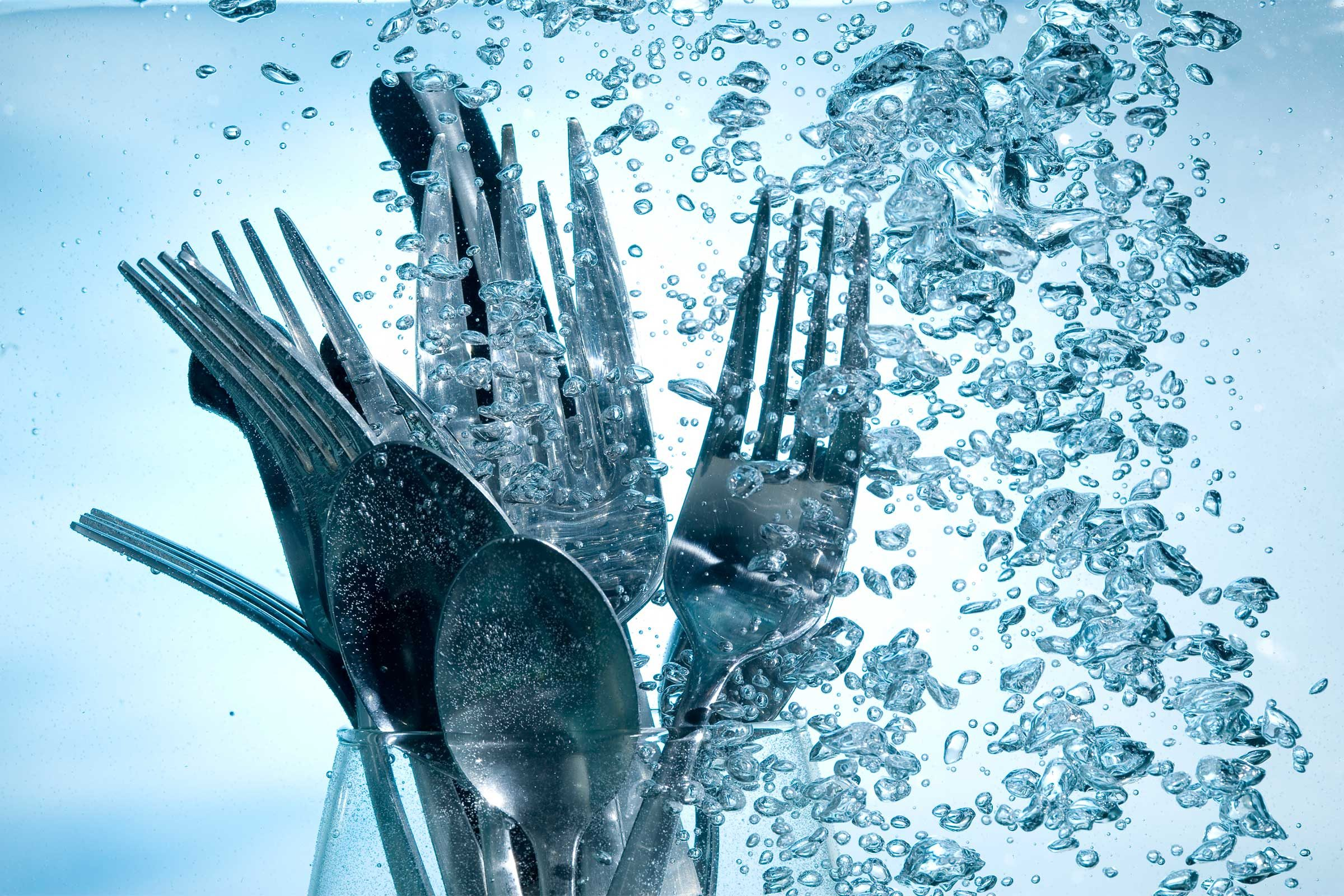 Utensils in the Dishwasher: Up or Down? | Reader\u0027s Digest ...