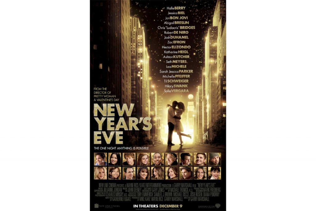 best movies that take place around new years eve readers digest