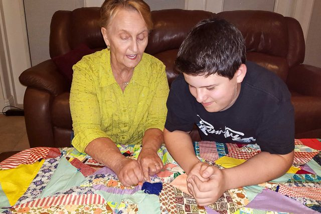 she-wanted-to-use-an-old-quilt-to-teach-her-grandkids