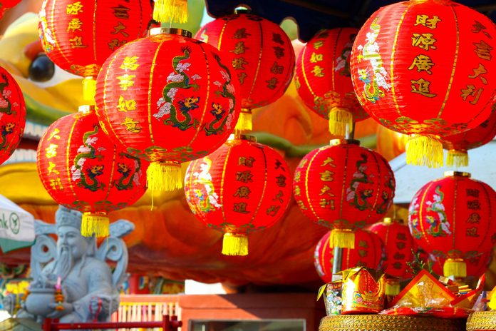 The Surprising Reason Red Is the Official Color of Chinese New Year