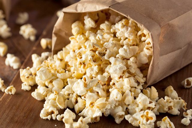 This Is the Secret to Making Amazing DIY Microwave Popcorn