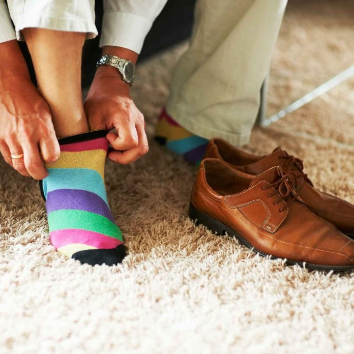 Here's Why You Should Take Off Your Shoes the Minute You Enter the House