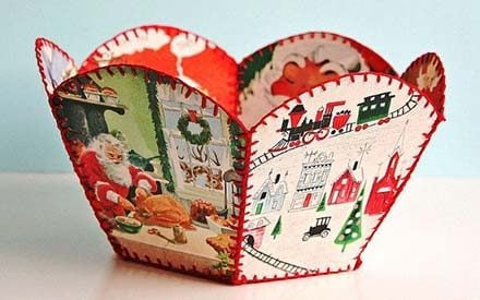 10 Gorgeous and Inventive Ways to Reuse Your Holiday Cards