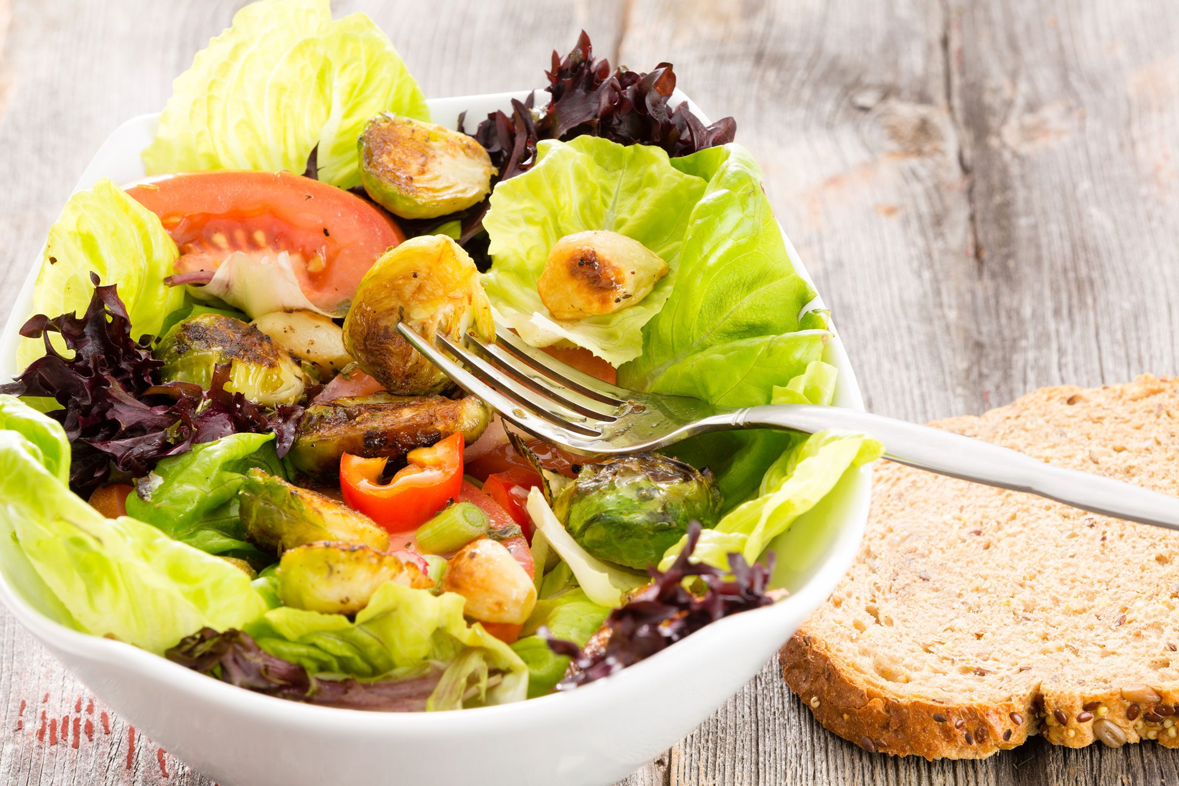 Vegetarian Foods For Healthy Hair