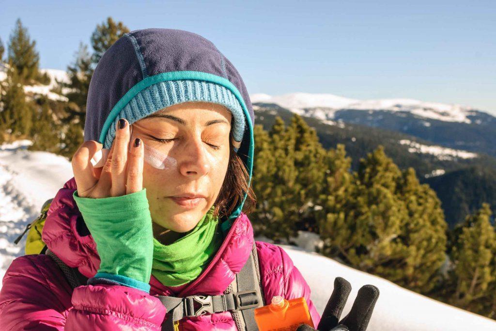 Image result for skin care in winter suncream