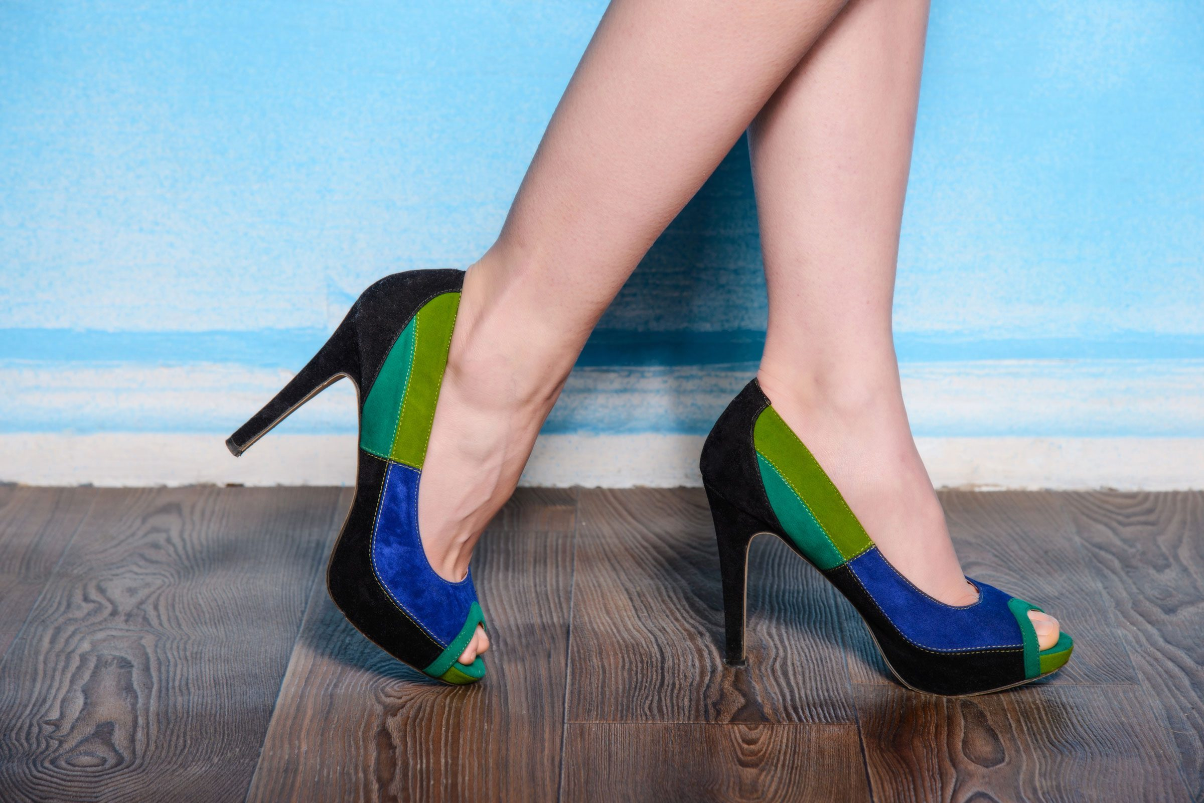 High Heel Pain How To Avoid It The Healthy