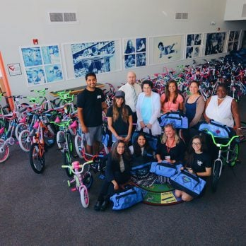 This Non-Profit Is Changing the Lives of 400,000 Foster Kids—One Duffle Bag at a Time