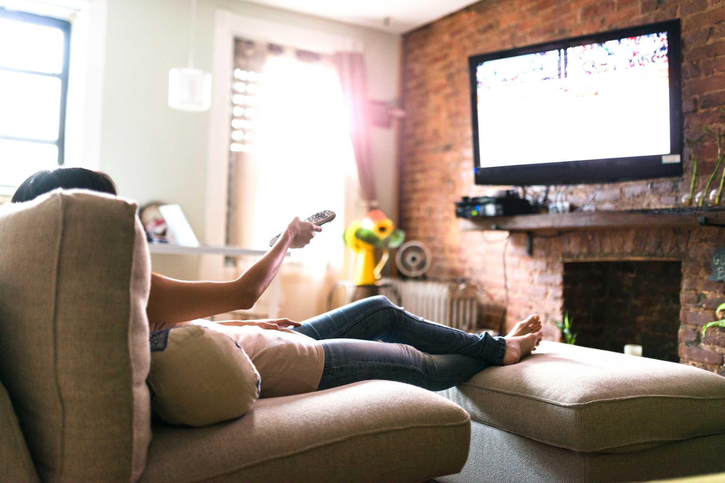 essay about watching too much tv