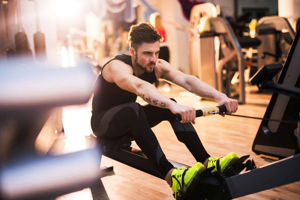 Image result for A Lifetime Exercise Habit gym