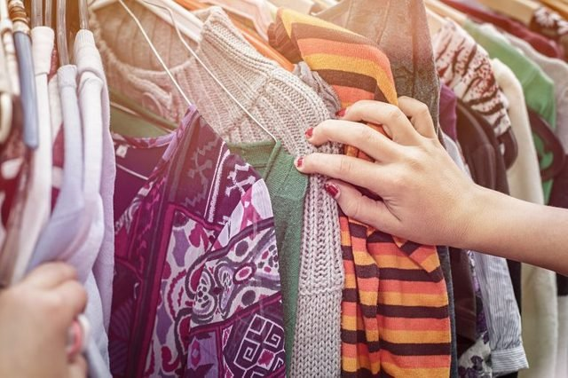 19 Things Never to Buy Online Clothing Pre-owned clothing