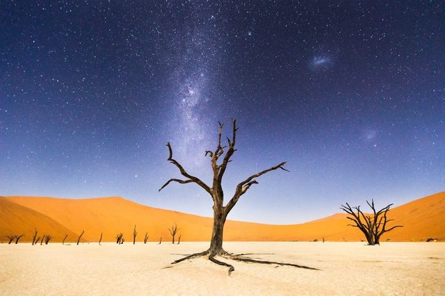 Namib-Naukluft Park, Nambia